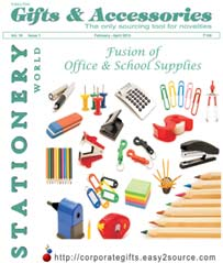 Stationery World Feb'2013